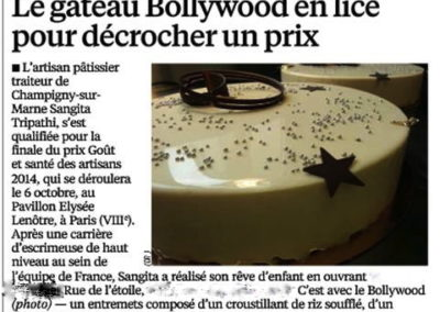 article Le Parisien 2014